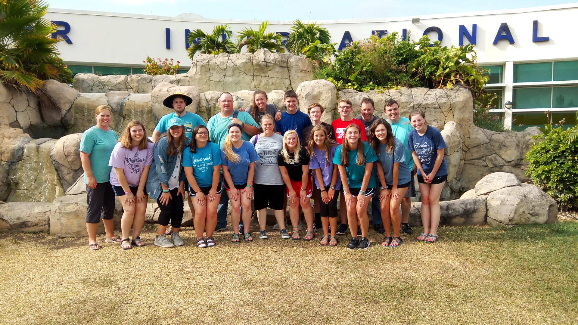 jamaica mission trip journals praying pelican missions
